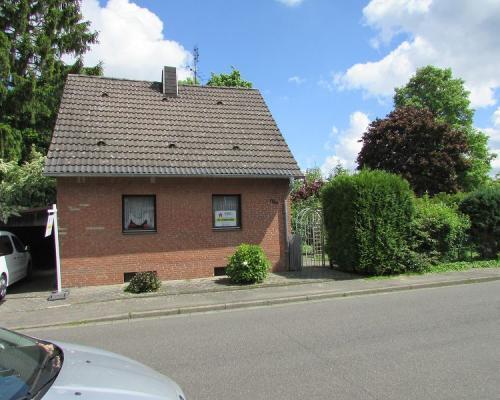 Einfamilienhaus mit Sonnengarten